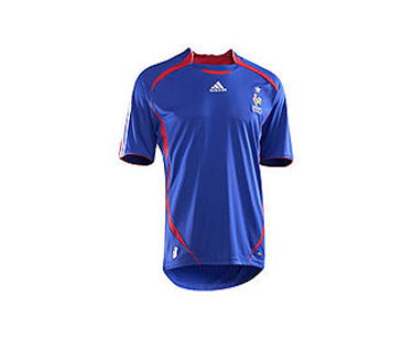FFF France Home Jersey